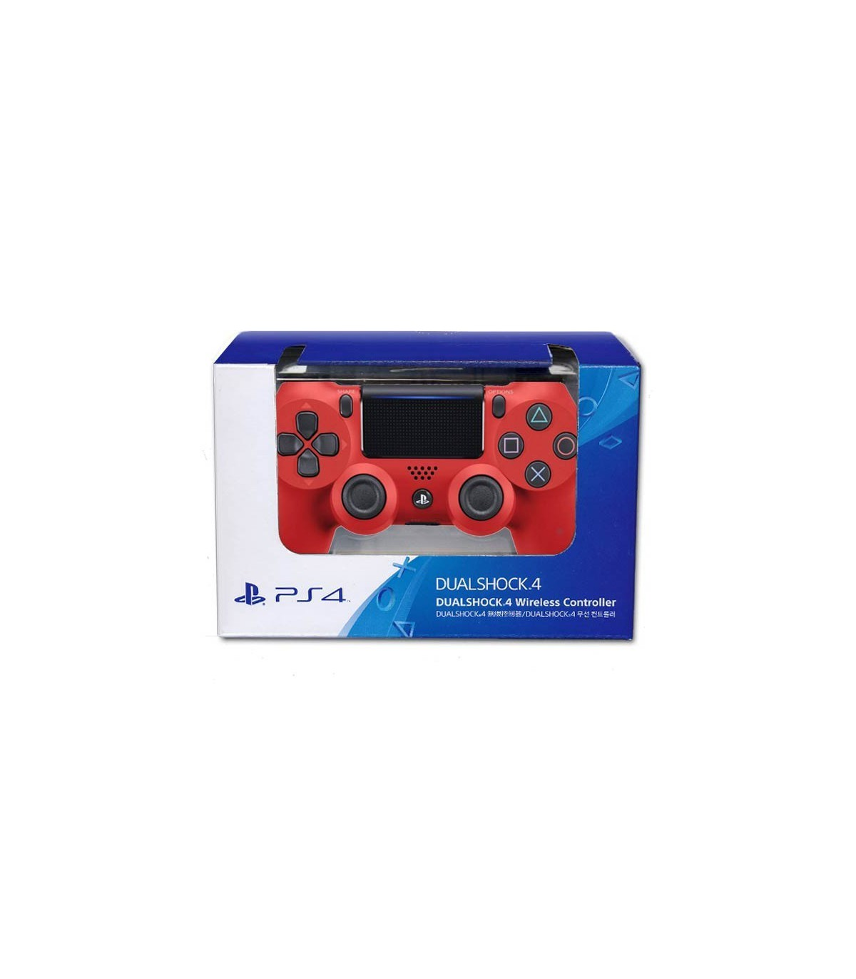 دسته قرمز اسلیم DualShock 4 Red Slim Wireless Controller