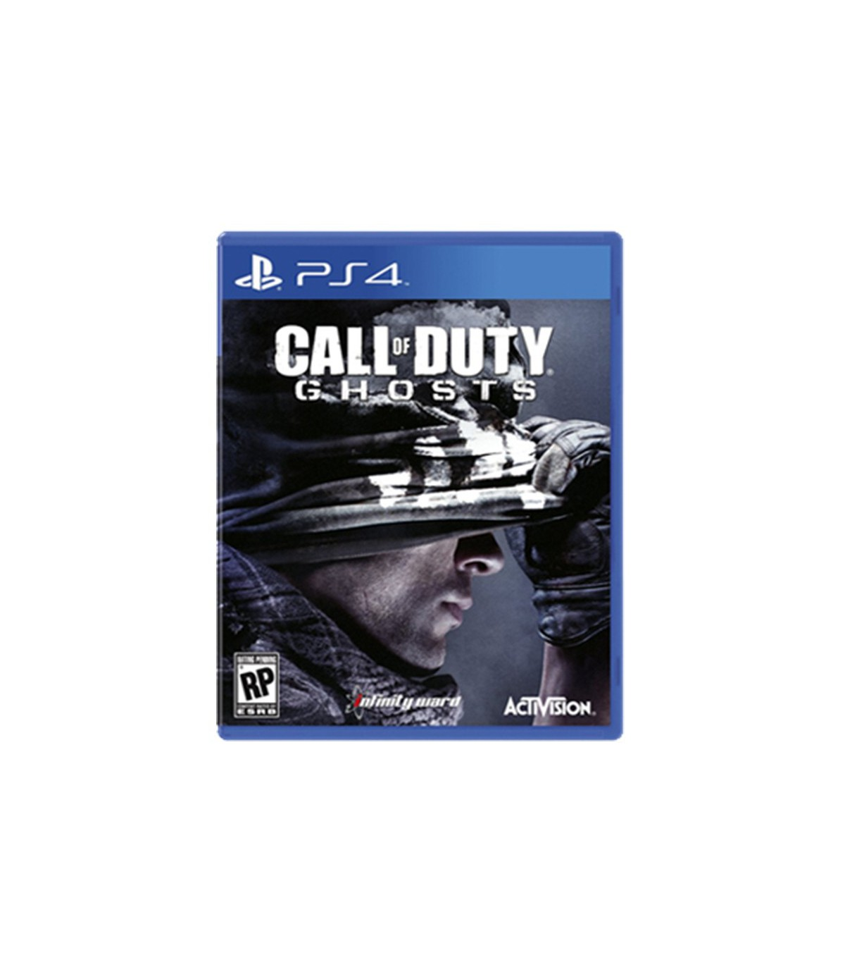 بازی Call of Duty: Ghosts کارکرده
