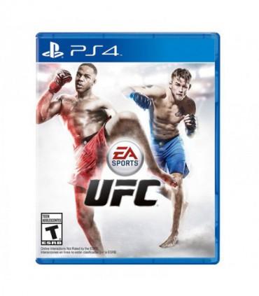 بازی UFC کارکرده- پلی استیشن 4