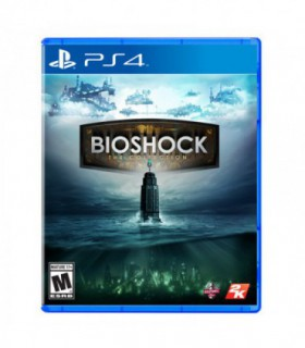 More about بازی Bioshock: The Collection کارکرده- پلی استیشن 4