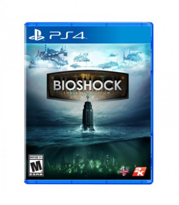 بازی Bioshock: The Collection کارکرده- پلی استیشن 4