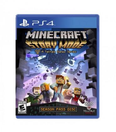 بازی Minecraft: Story Mode کارکرده- پلی استیشن 4