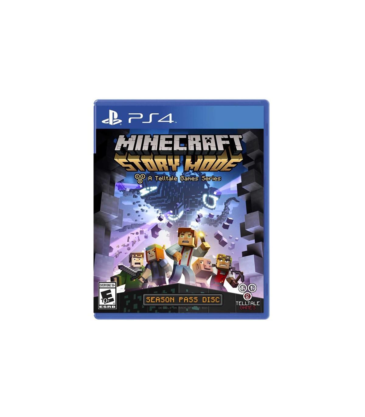 بازی Minecraft: Story Mode کارکرده
