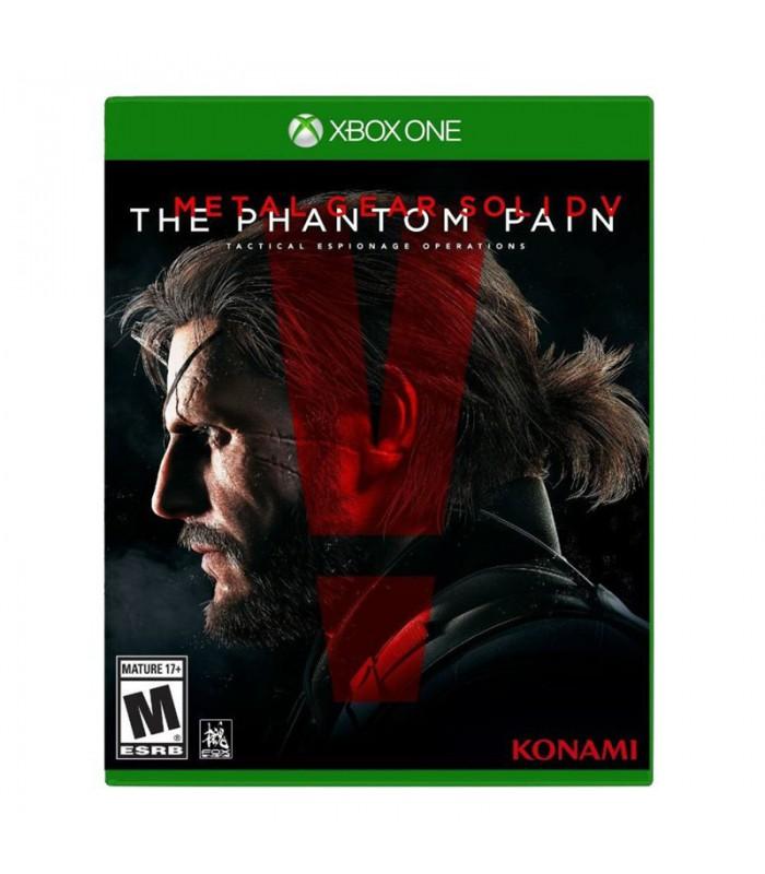 بازی Metal Gear Solid V: The Phantom Pain کارکرده