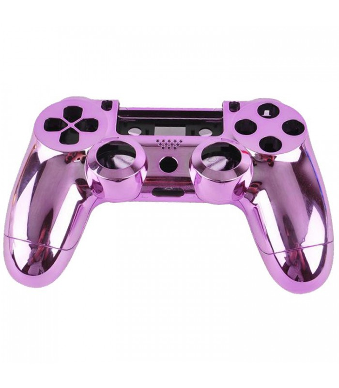 Silver Silicon Dual Shock 4 Cover