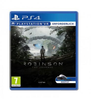 بازی Robinson:The Journey VR کارکرده - پلی استیشن وی آر