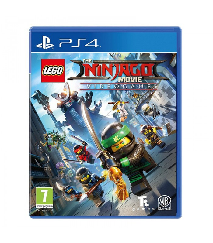 بازی LEGO Ninjago Movie Game: Videogame