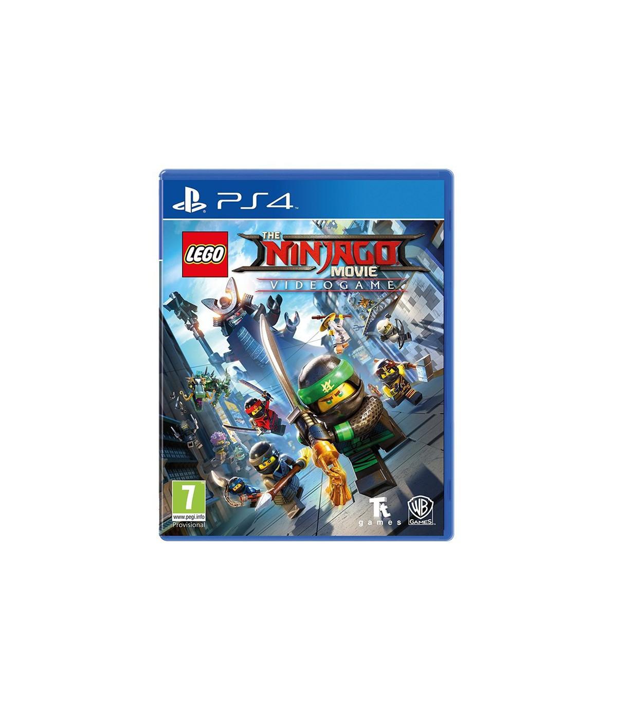 بازی LEGO Ninjago Movie Game: Videogame