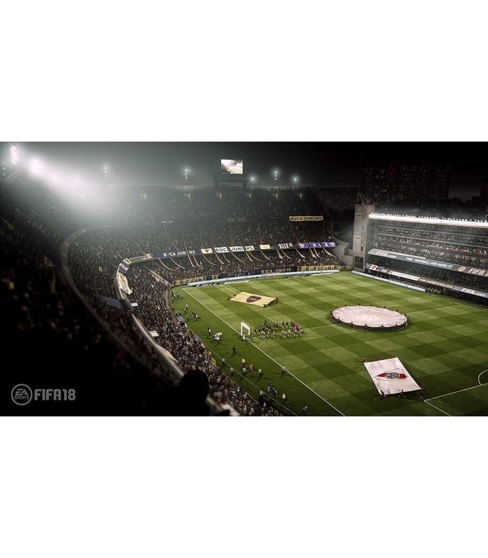 بازی FIFA 18 Standard Edition - پلی استیشن 4