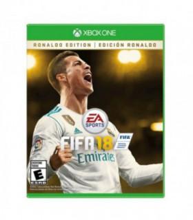 بازی فیفا FIFA 18 Ronaldo Edition - ایکس باکس وان