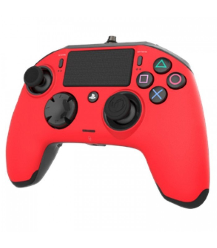 PS4 Revolution Pro Controller red