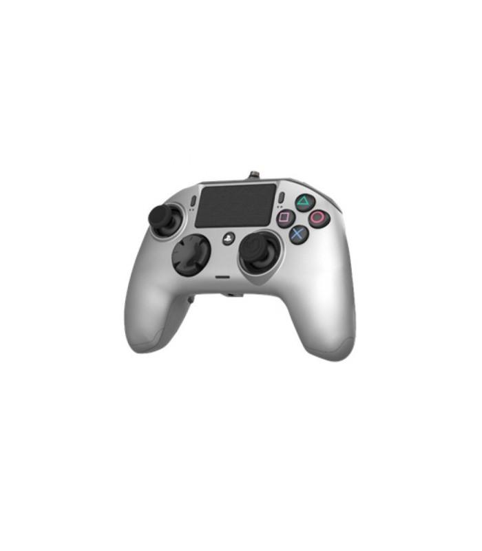 PS4 Revolution Pro Controller silver