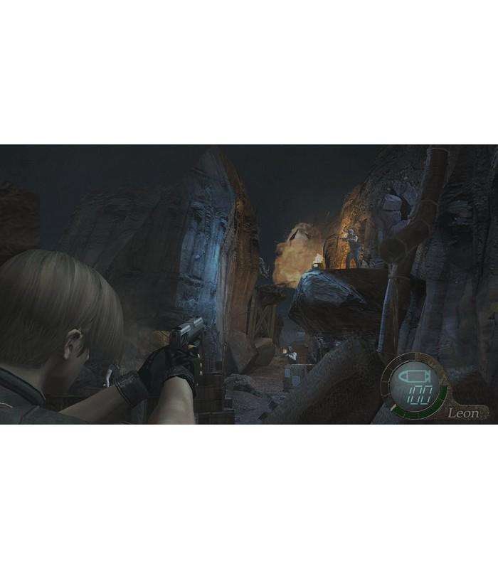 ّبازی Resident Evil 4 کارکرده - پلی استیشن ۴