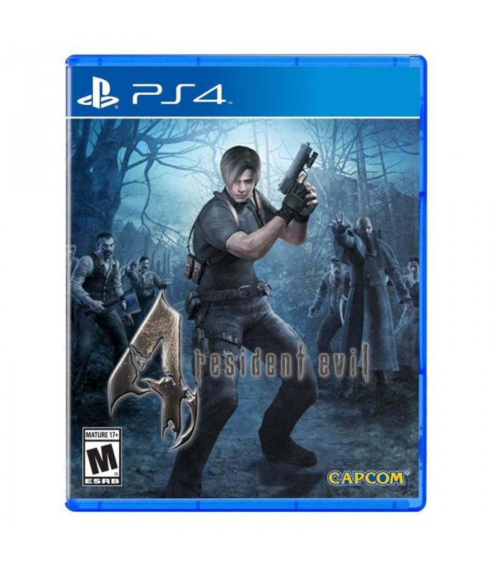 ّبازی Resident Evil 4 کارکرده