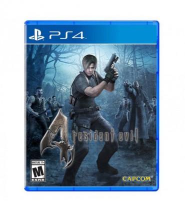 بازی Resident Evil 4 کارکرده- پلی استیشن 4
