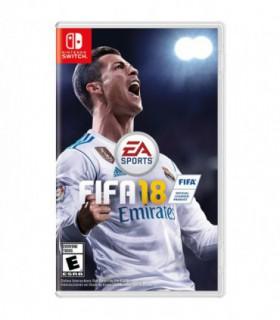 بازی FIFA 18 - نینتندو سوئیچ