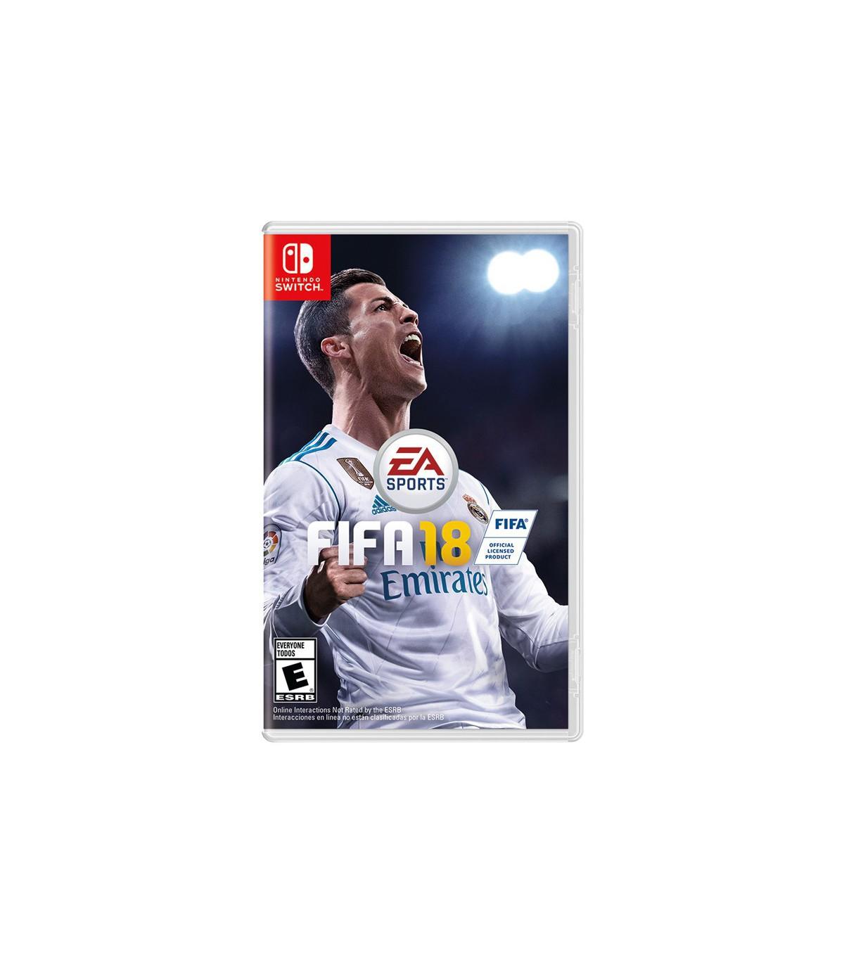 بازی فیفا FIFA 18 برای نینتندو