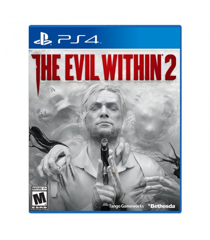 بازی The Evil Within 2- پلی استیشن 4