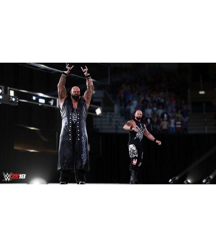 بازی WWE 2K18 Deluxe Edition - پلی استیشن 4