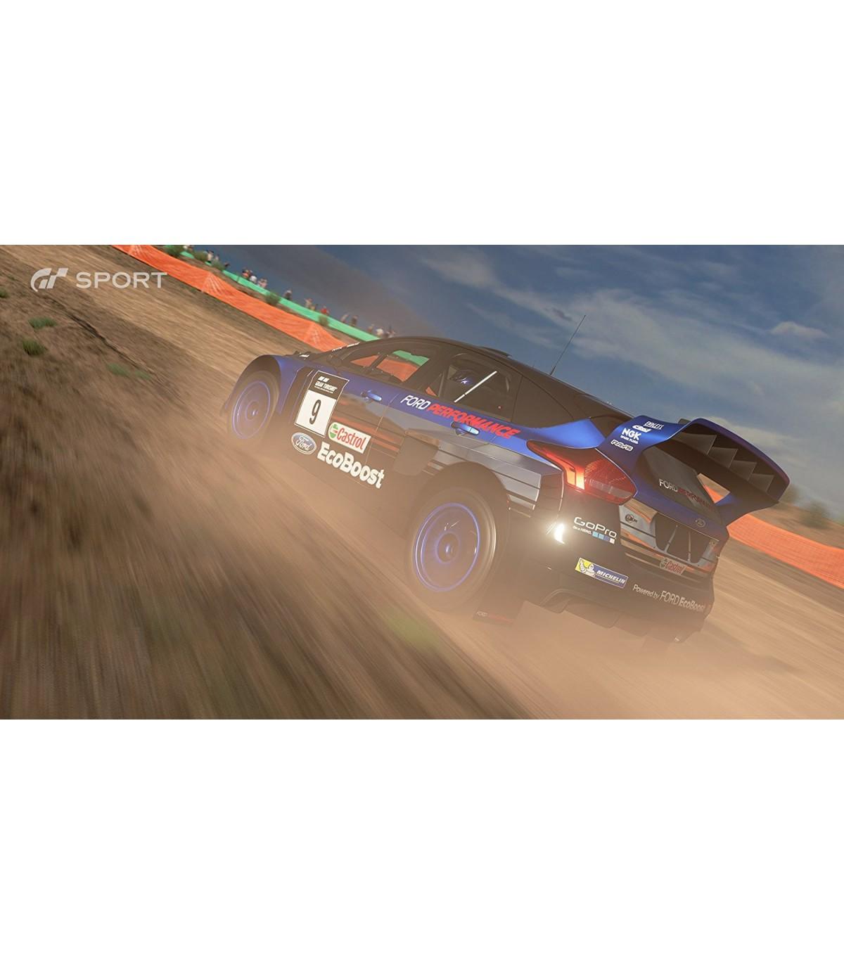 بازی Gran Turismo Sport - پلی استیشن 4