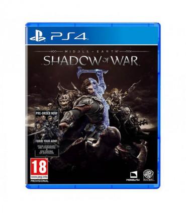 بازی Middle-Earth: Shadow Of War کارکرده - پلی استیشن 4