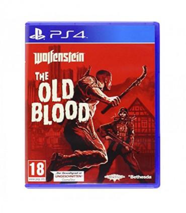 بازی Wolfenstein The Old Blood کارکرده - پلی استیشن 4