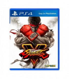 بازی Street Fighter v - پلی استیشن 4