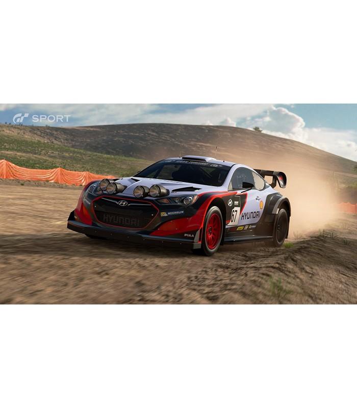 بازی Gran Turismo Sport کارکرده - پلی استیشن 4