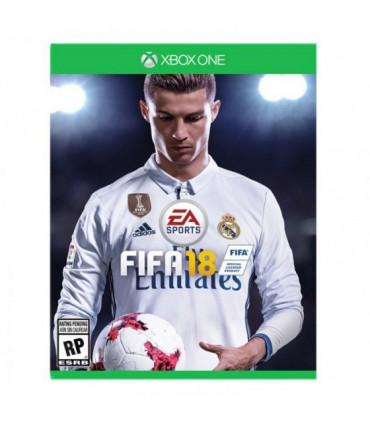 بازی فیفا FIFA 18 Standard Edition کارکرده - ایکس باکس وان