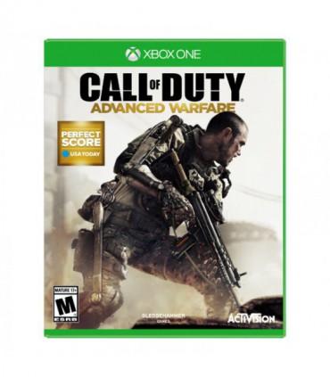 بازی Call Of Duty Advanced Warfare کارکرده - ایکس باکس وان