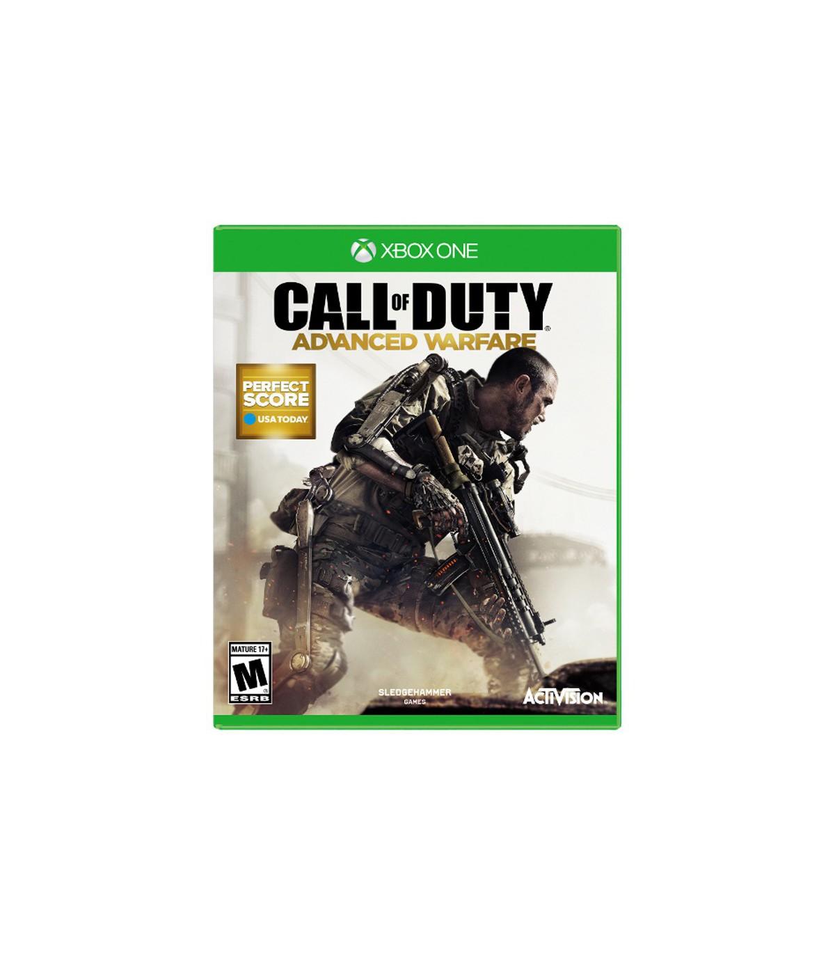 بازی Call Of Duty Advanced Warfare کارکرده