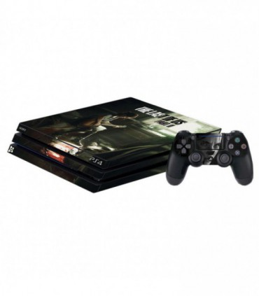 برچسب پلی استیشن Pro  طرح The Last Of Us 2