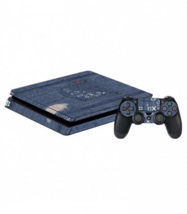 اسکین PS4 اسلیم طرح Jean