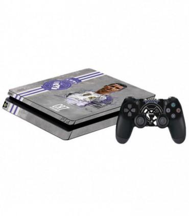 اسکین PS4 اسلیم طرح CR7