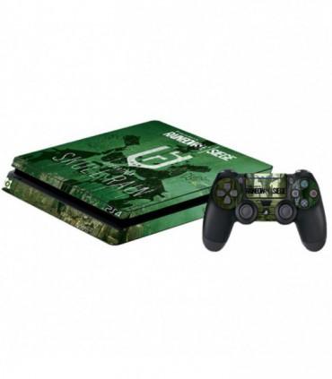 اسکین PS4 اسلیم طرح SKULL RAIN