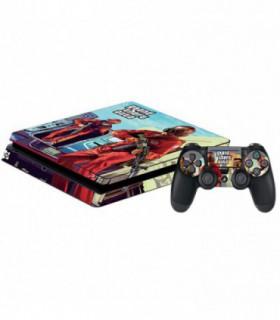 اسکین PS4 اسلیم طرح Video Game