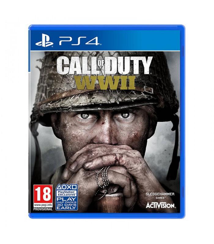بازی Call Of Duty: WWII - پلی استیشن 4