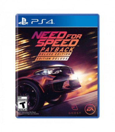 بازی Need for Speed Payback Delux Edition - پلی استیشن 4