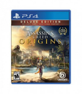 بازی Assassin's Creed Origins Delux Edition - پلی استیشن 4