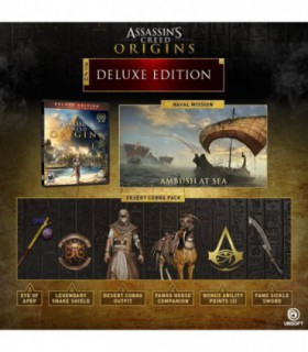 بازی Assassin's Creed Origins  - پلی استیشن 4