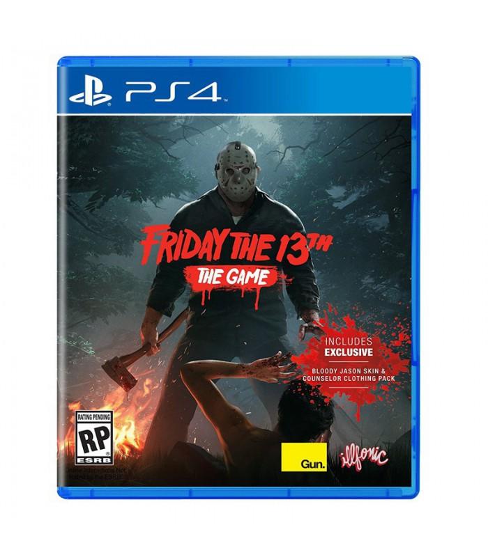 بازی Friday The 13th: The Game کارکرده - پلی استیشن 4