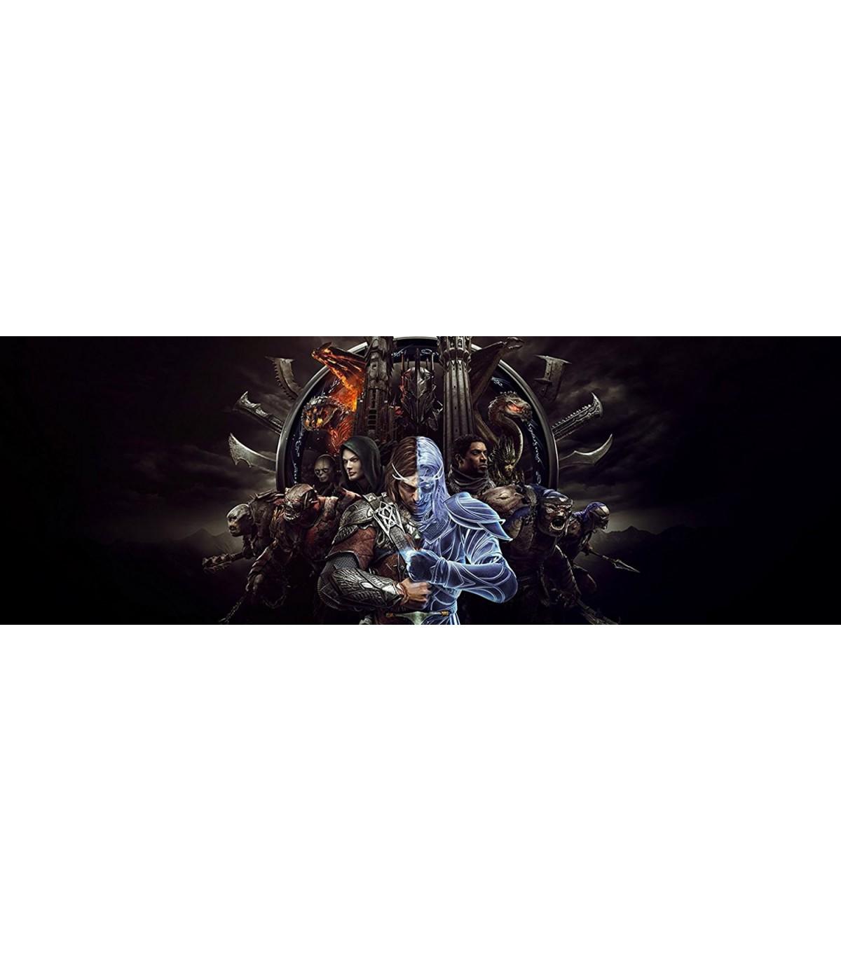 بازی Middle-Earth: Shadow Of War - ایکس باکس وان