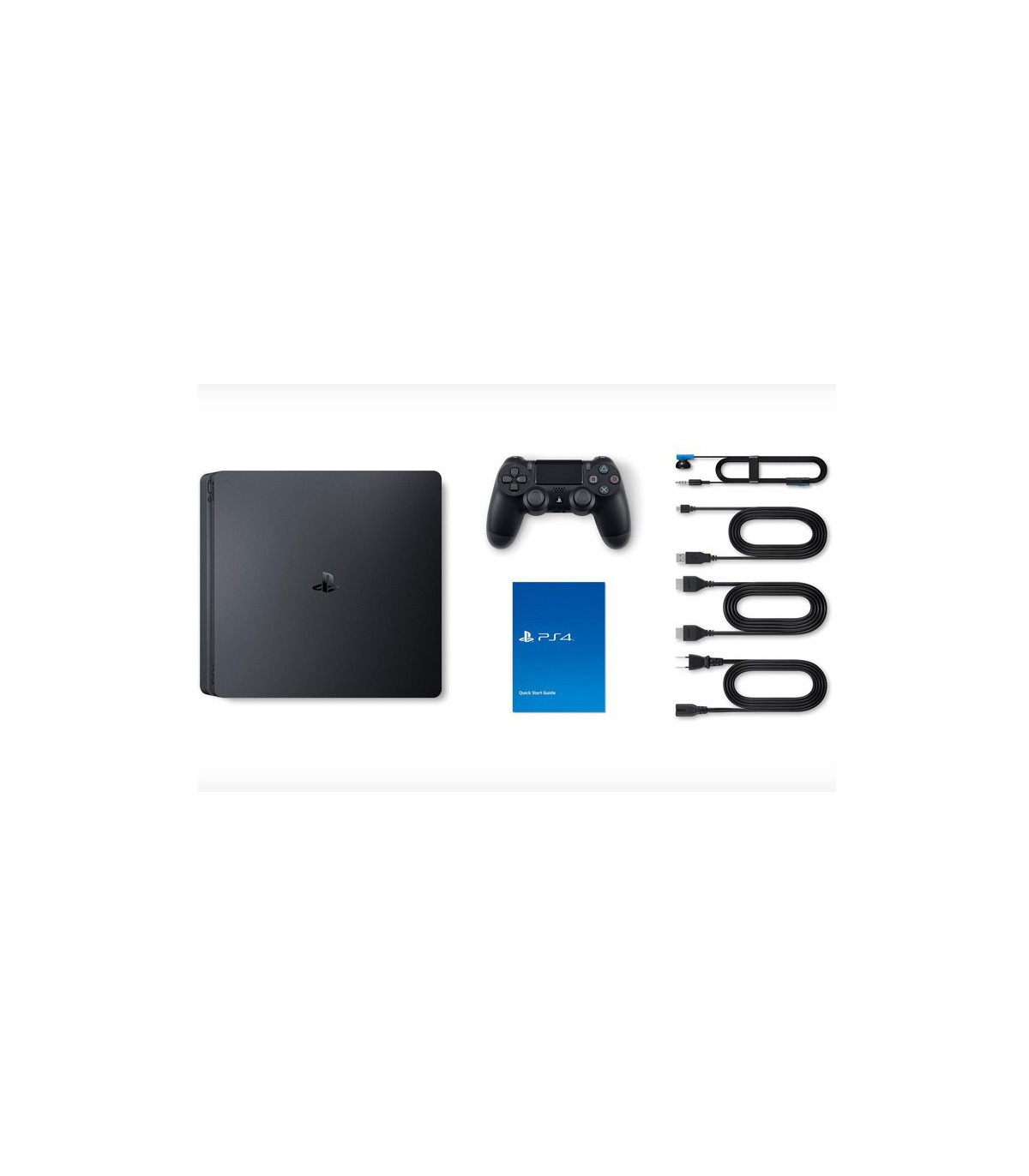 Sony Playstation 4 Slim Region 2 CUH-2116A 500GB Game Console