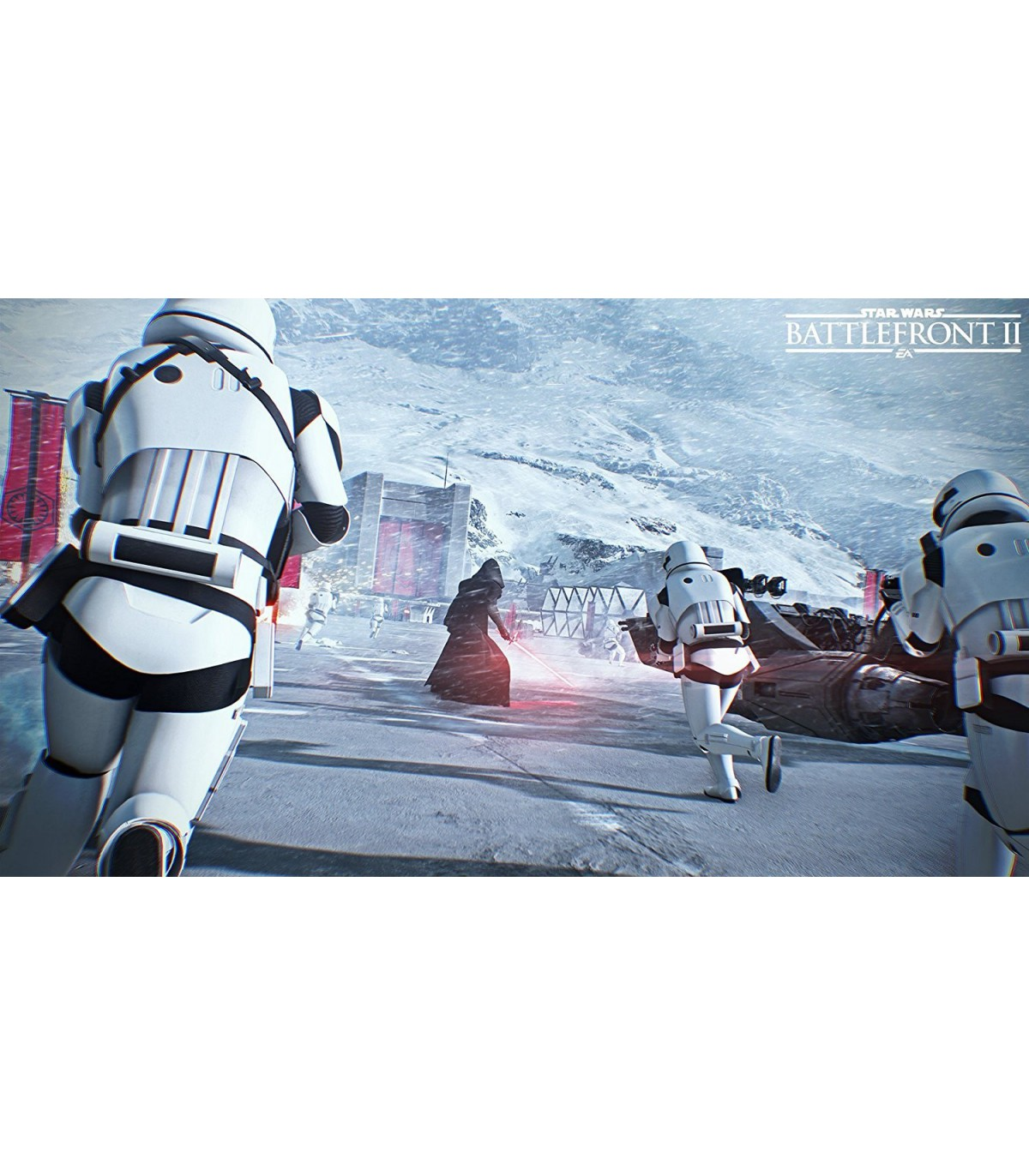 بازی Star Wars Battlefront II: Elite Trooper Deluxe Edition
