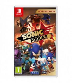 بازی Sonic Forces Bonus Edition - نینتندو سوئیچ