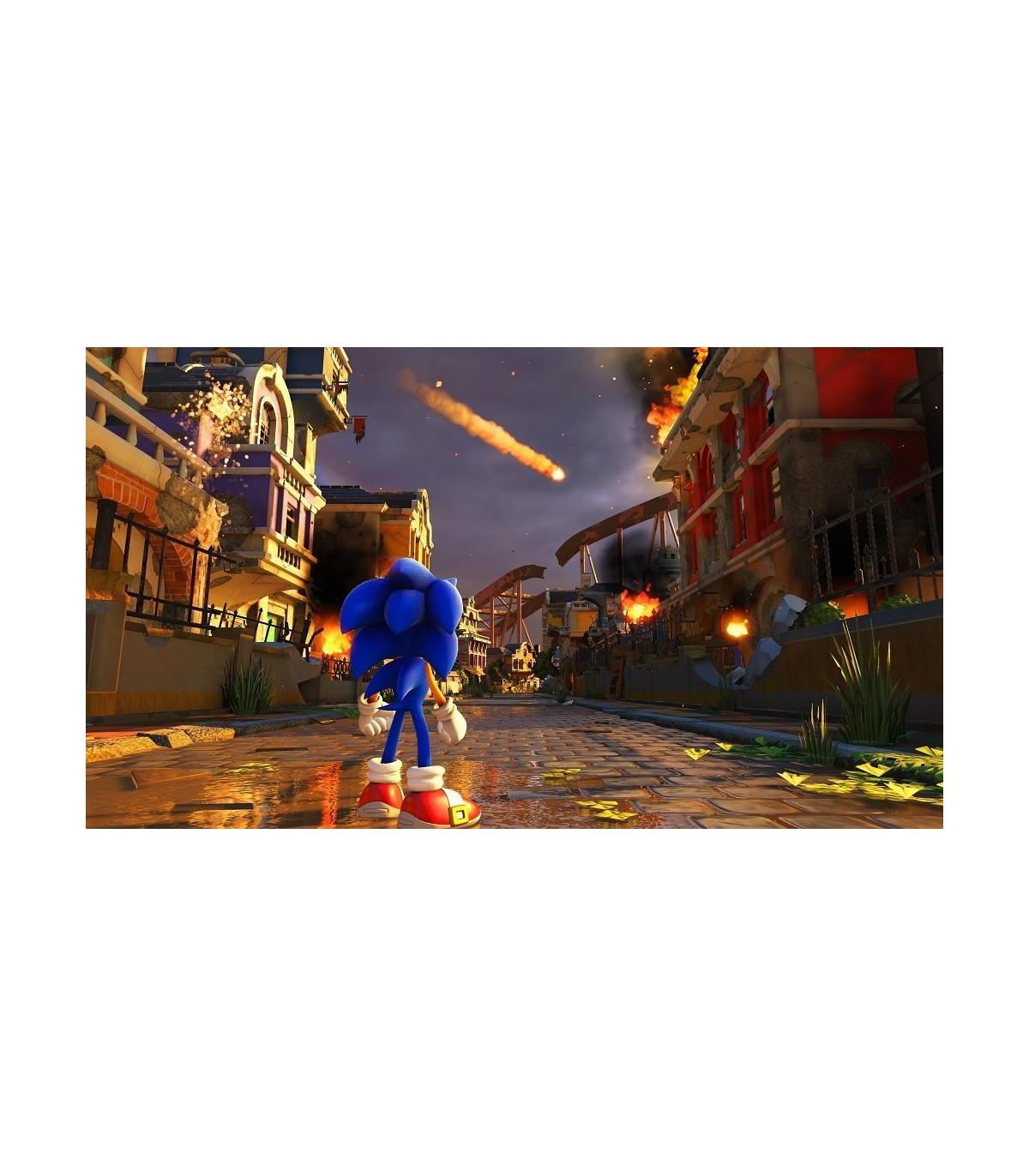 بازی Sonic Forces Bonus Edition - پلی استیشن 4