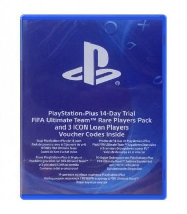 کد آیکون ادیشن بازی FIFA 18 + اکانت 14 روزه پلی استیشن پلاس