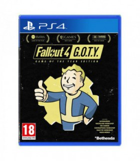 More about بازی Fallout 4 Game of The Year Edition - پلی استیشن 4