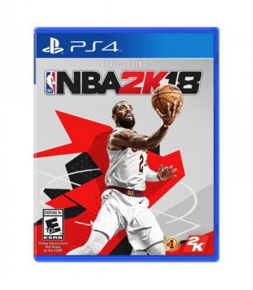 بازی NBA 2K18 - پلی استیشن 4