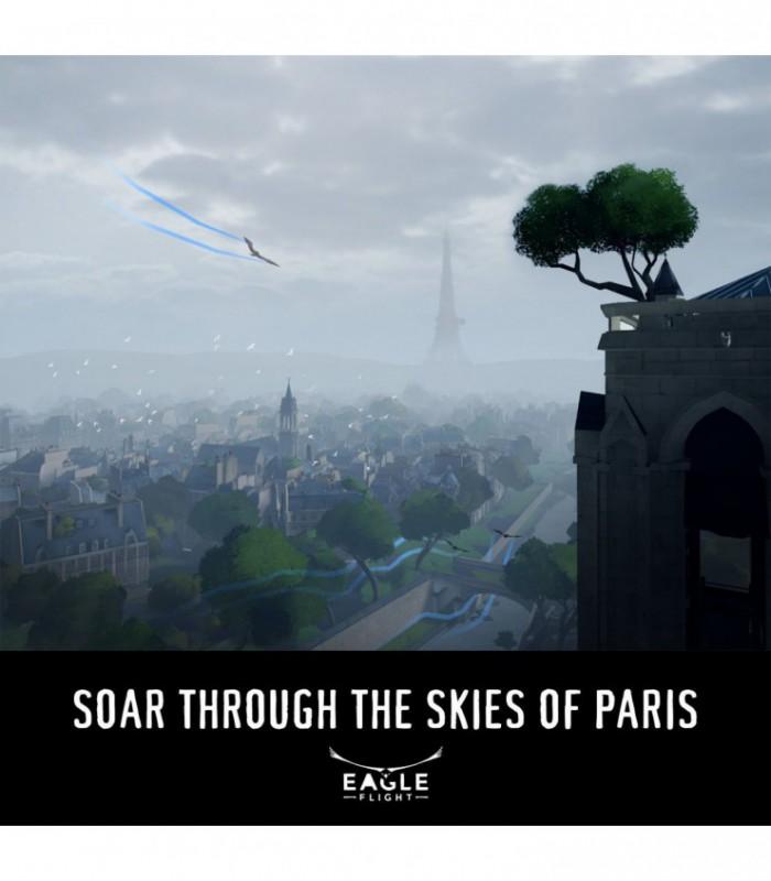 بازی Eagle Flight - پلی استیشن وی ار